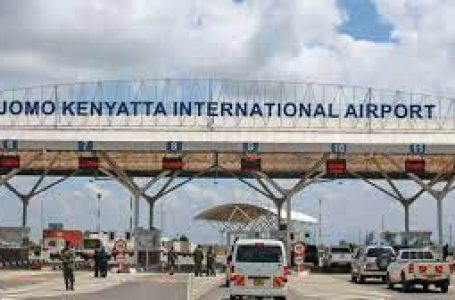 HELD: 9 Ugandans Arrested With Forged Immigration Stamps In Jomo Kenyatta Airport