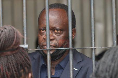 MURDER CHARGES: Francis Onebe Remanded Over Suspected Murder Of Wife Discovered In Septic Tank